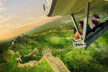 Soarin' Around the World - disney