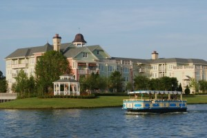 saratoga springs - disney