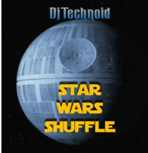 Star Wars Shuffle Techmix - DJTechnoid Techmix cover