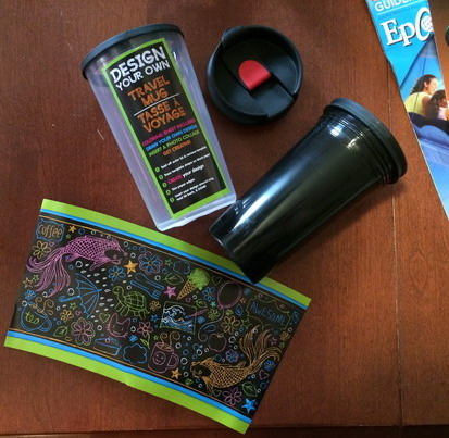 Walt Disney World Travel Mug Craft 2