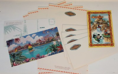 Disney Collections, Polynesian Resort Collection, papers-kf