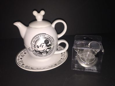 Disney Tea Pot Vanessa Prince