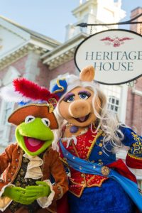 Muppets Liberty Square - disney