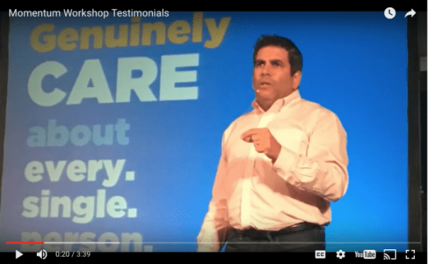Momentum Workshop Walt Disney World Lou Mongello WDW Radio