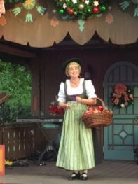 Epcot Holidays Around the World Helga Germany