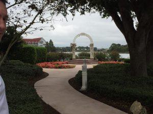 Wedding Pavilion Walt Disney World WDW Radio Photo By Kristin Fuhrmann Simmons