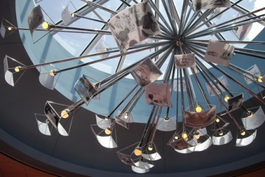 Art of Animation Chandelier - kf