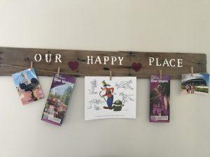 Displaying Walt Disney Wold Park Maps