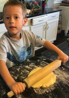 Countdown to Fun Box 1 Making Cookies