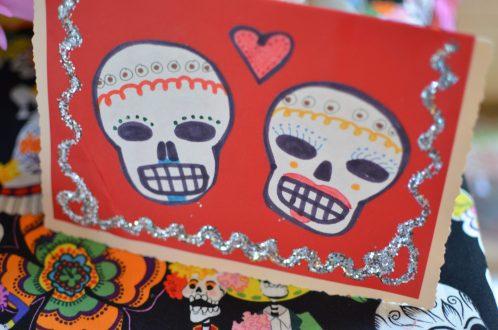 Dia de los Muertos DIY craft