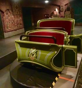 Mystic Manor Electric Carriage