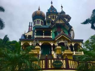 Mystic Manor exterior