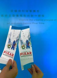 Tickets to the Pixar: 30 Years of Animation