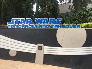 Star Wars Tomorrowland Takeover