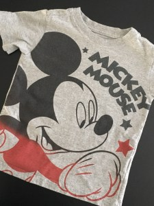 Surprises from Mickey - t shirt