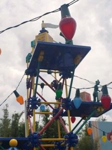 Toy Story Land K'NEX