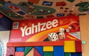 Toy Story Land Yahtzee