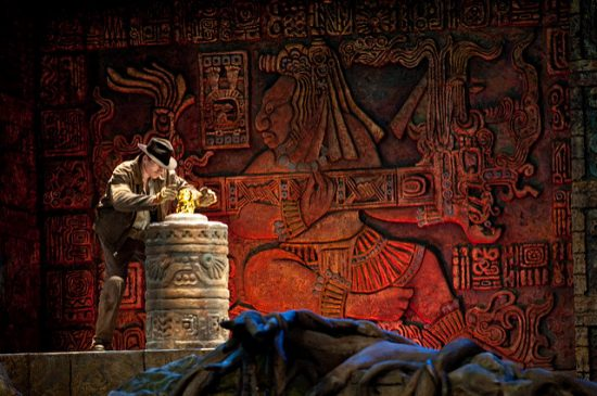 Indiana Jones Epic Stunt Show Spectacular, Josh Hallett, Flickr Creative Commons