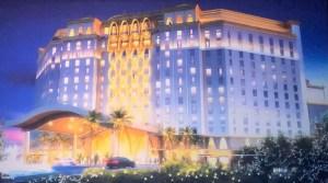 Gran Destino Tower - copyright Disney