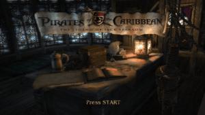 Pirates of the Caribbean:  The Legend of Jack Sparrow screenshot copyright Disney