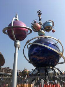 Orbitron Hong Kong Disneyland