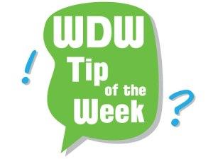 "alt=""WDW Tip of the Week log"""