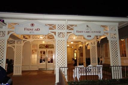 Magic Kingdom First Aid Center