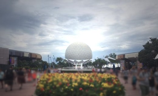 Epcot Changes to Future World Core - property of Maureen Petrone