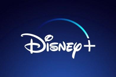 Disney+ Logo, copyright Disney