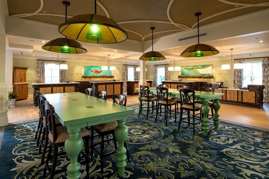WDWThemeParkscom  News  New Lobby Old Port Royale and