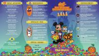 Mickey's Not So Scary Halloween Party Guide 2018  WDW ...