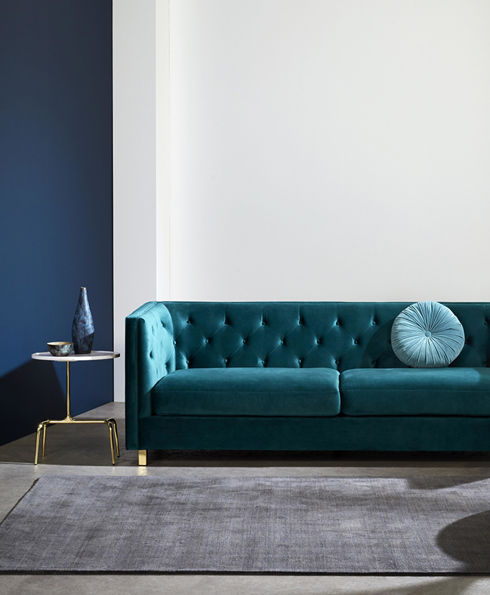 cheap teal sofas 5 piece sectional sofa microfiber trend scout the best velvet we are