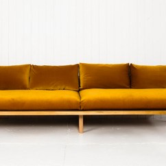 70s Sofa European Style Sectional Sofas Trend Scout The Best Velvet We Are Pop And Scott Reinventing