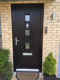 Fully fitted and supply only Upvc & Composite doors by We