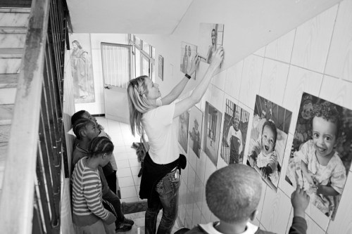 Tamara Lackey - Ethiopia Orphanage Gallery Project