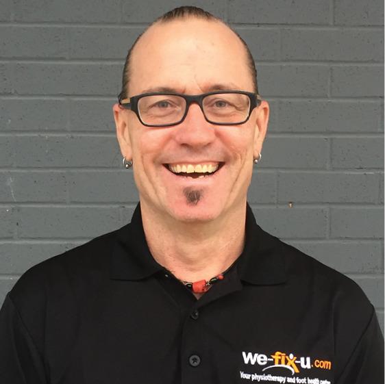 Scott, Registered Massage Therapist