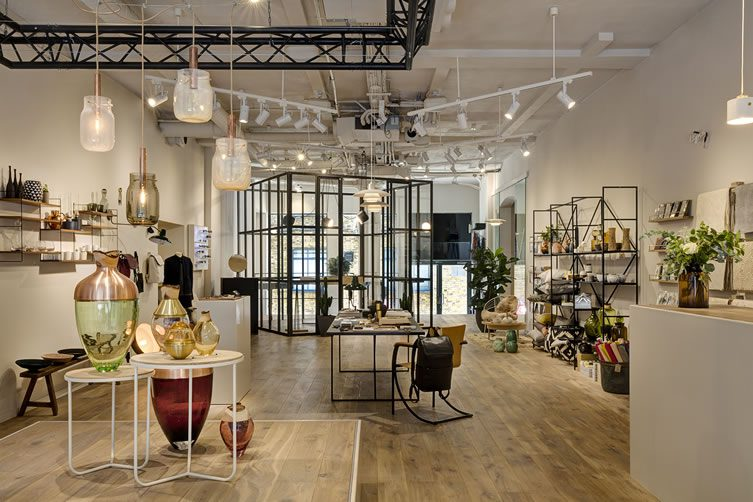 Clerkenwell London Design Concept Store