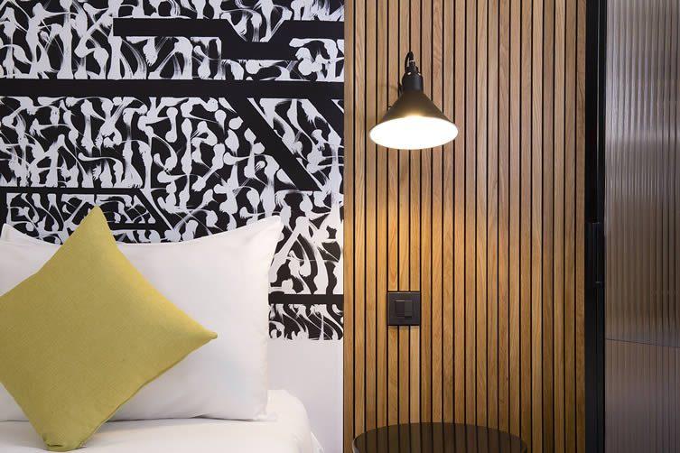 The Drawing Hotel Paris: Dessin Lab, D Bar, Galerie et Hôtel