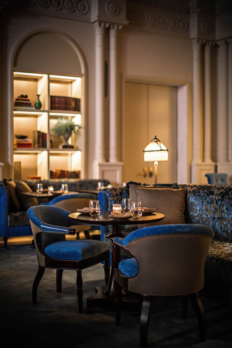 NoMad Los Angeles Nomad Hotel LA by Sydell Group w