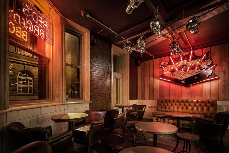 Reds True Barbecue Restaurant  Bar  Manchester