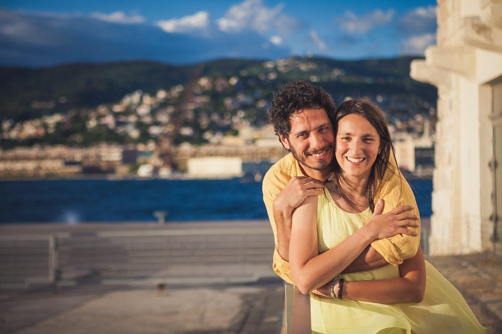 Servizio Fotografico Prematrimoniale Trieste