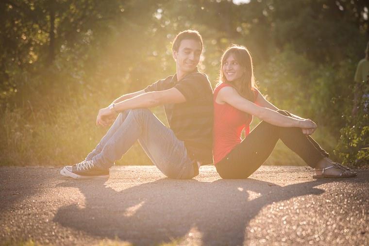 Mary e Luis – Servizio Fotografico Fidanzati in Carso