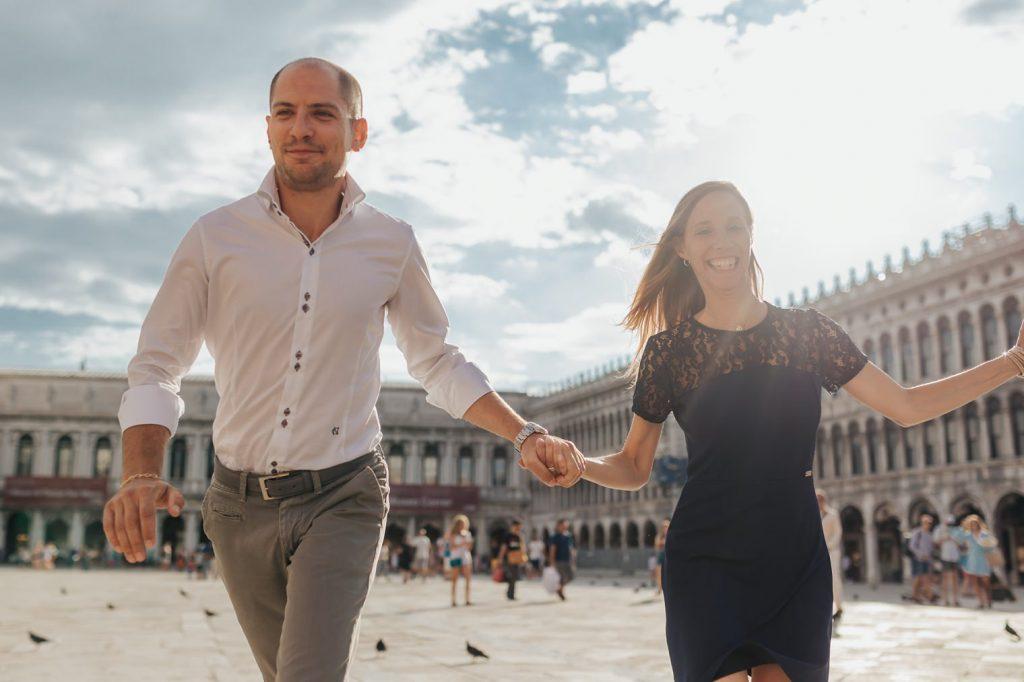 Servizio Fotografico Prematrimoniale Venezia