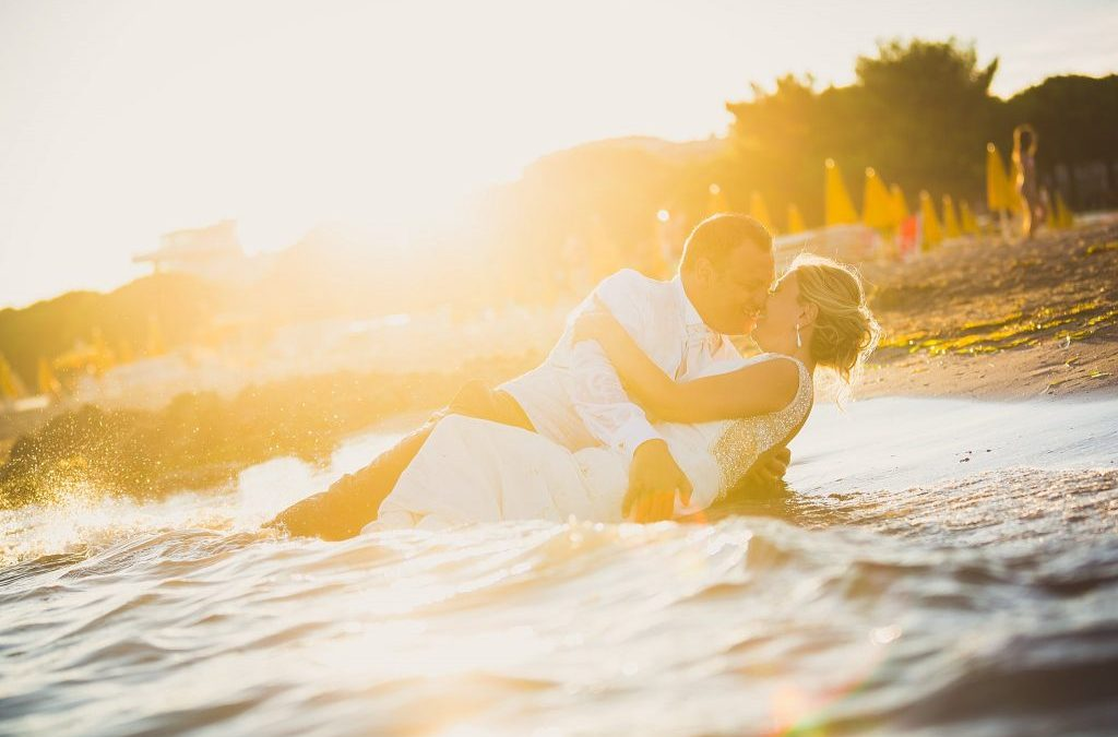 Denada e Ignazio – Trash The Dress a Grado
