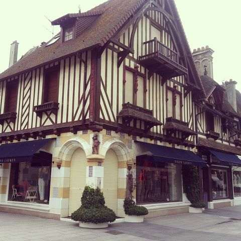 Break in Northern France to Closerie Honfleur