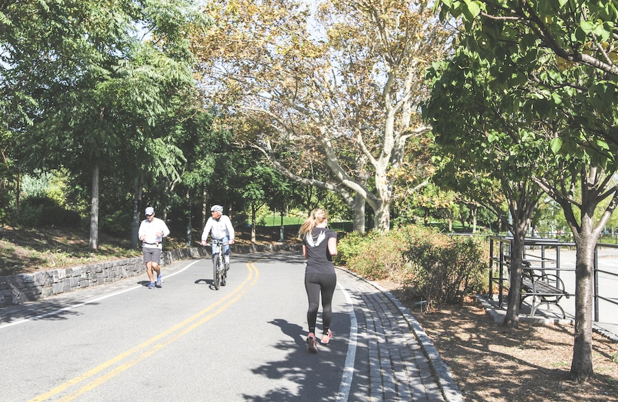 hudson-river-greenway-courir-new-york