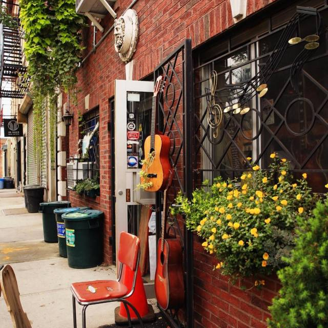 Cute place in Greenpoint Brooklyn