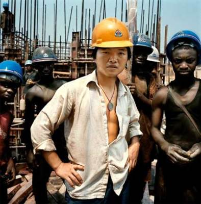 Image result for chinese and nigerian images