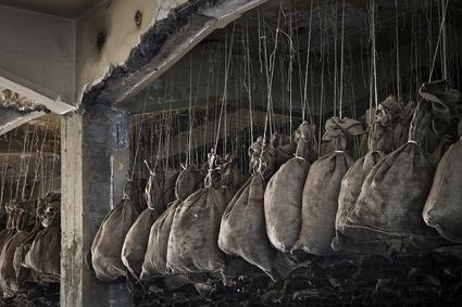 Age of Coal_Coal Sack Ceiling Hommage to Marcel Duchamp 02b9283.jpg