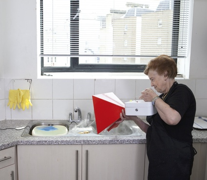 Valerie and the microwave gun- Did i Generate Dark Energy in my kitchen sink- photo by Noemie Goudal.jpg